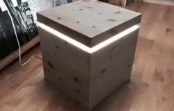 LED – Zirbenwürfel